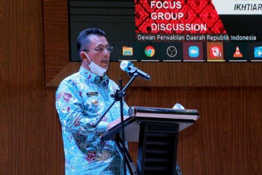 Gubernur Kepri sebut UU Daerah Kepulauan untuk percepatan pembangunan