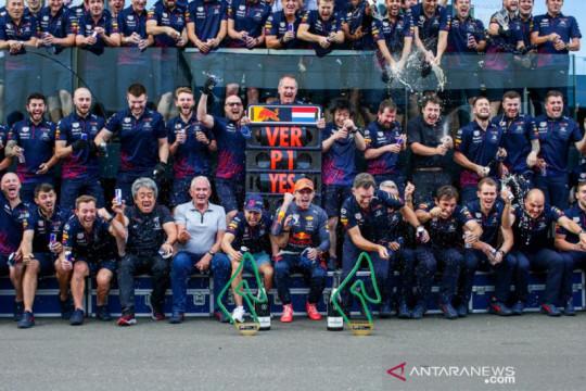 ExxonMobil Indonesia puji empat kemenangan Red Bull Racing