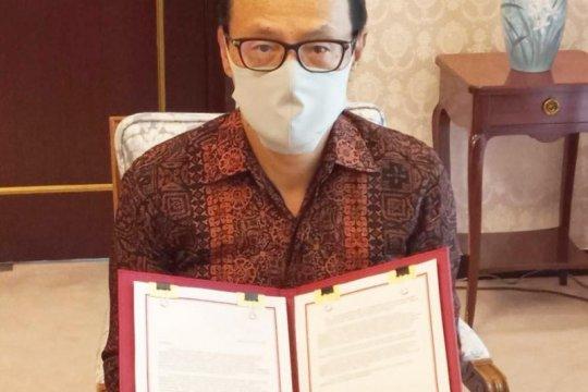 Jepang kembali sumbang 450 konsentrator oksigen untuk Indonesia
