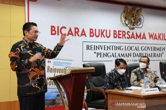 Wakil Ketua MPR: Model birokrasi berubah ikuti perkembangan zaman