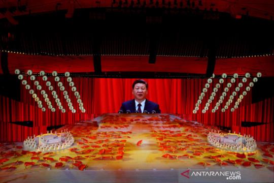 Beijing siap  rayakan HUT ke-100 Partai Komunis China