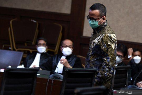 Jaksa tuntut Edhy Prabowo dengan hukuman lima tahun penjara