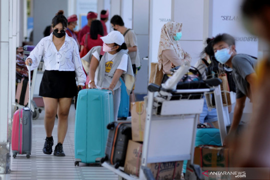 Kemenhub rilis aturan terbaru penerbangan dan perjalanan internasional