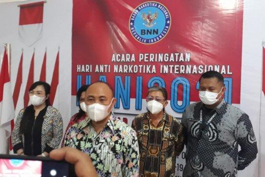 BNNP Sulut merehabilitasi 200 pengguna narkoba