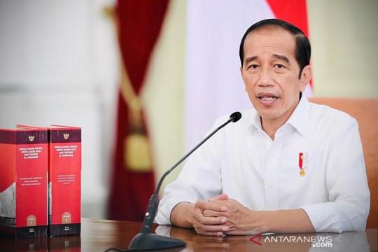 Presiden berduka cita atas meninggalnya Rachmawati Soekarnoputri