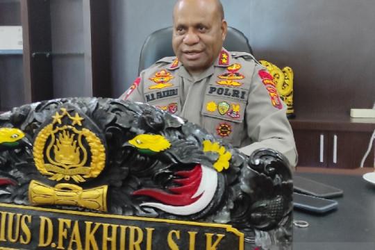 Polda Papua kirim dua regu Brimob bantu amankan Yalimo