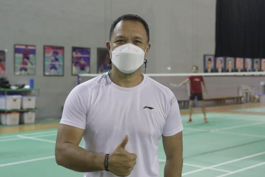 Richard nilai jordan/Melati punya motivasi lebih ke Olimpiade