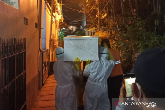 Pemulasaraan jenazah COVID-19 di Jakarta Utara maksimal tiga jam