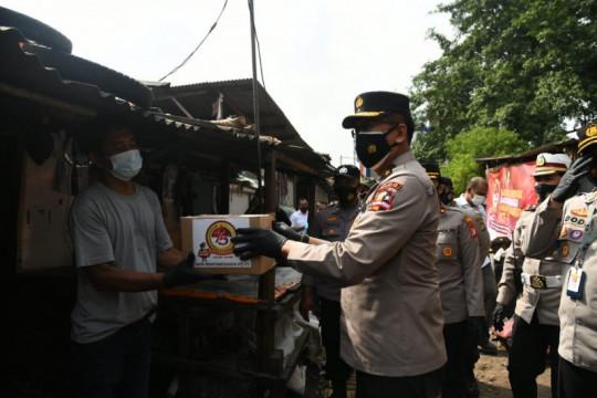 Pemulung Pulo Gadung berharap Polri beri bantuan berkelanjutan