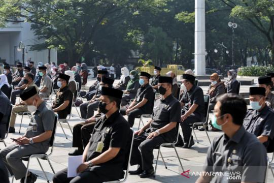 772 pegawai ASN dan non-ASN Pemkot Bandung terpapar COVID-19