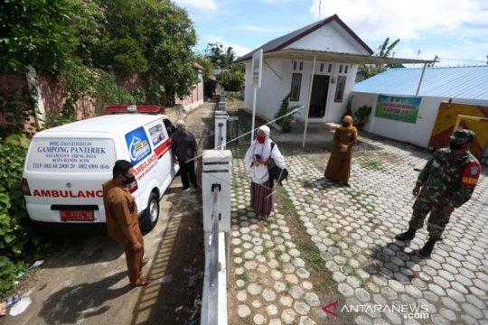 Ikhtiar Aceh menuju daerah hijau COVID-19