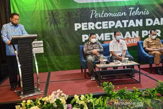 Aspekpir dukung percepatan Program Peremajaan Sawit Rakyat