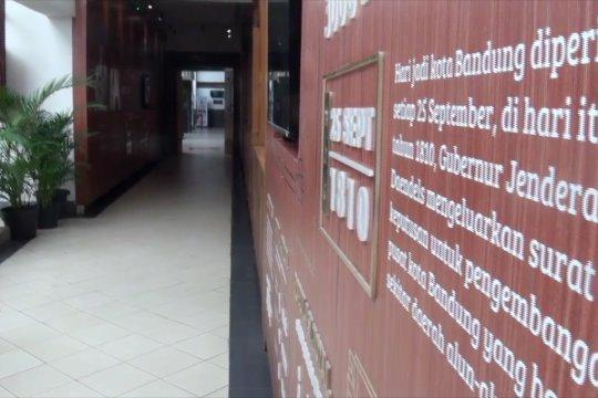 ASN terpapar COVID-19, Pemkot Bandung tutup kegiatan di Balai Kota