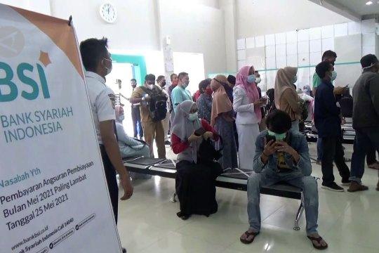 544,8 ribu nasabah bank syariah Aceh migrasi ke BSI