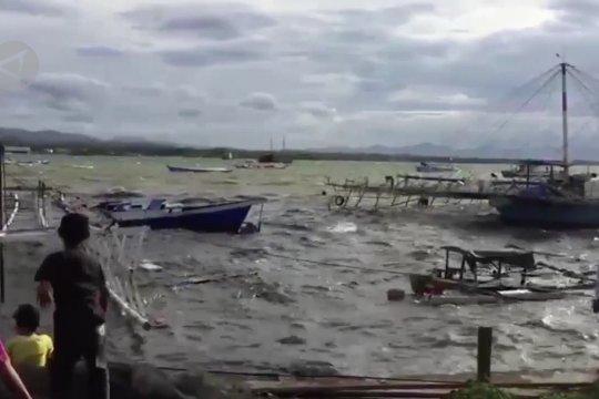 BMKG Sultra imbau masyarakat waspadai dampak siklon tropis Choi-Won