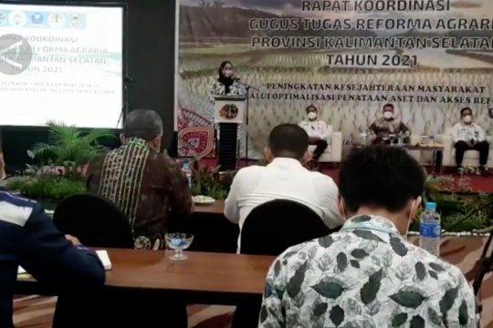 Kementerian ATR/BPN tingkatkan kesejahteraan rakyat lewat penataan aset