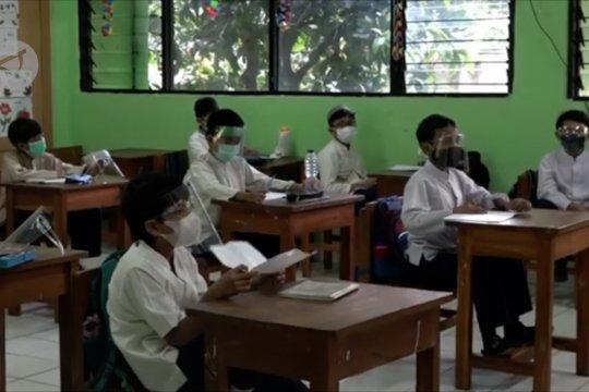 KPAI: 79 persen sekolah siap gelar pembelajaran tatap muka