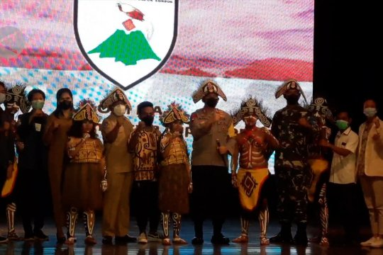 Cara komunitas Papua di Lombok peringati Hari Lahir Pancasila
