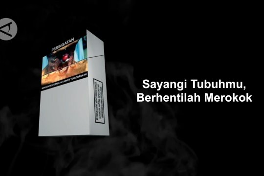 Wamenkes: Stop rokok apapun jenisnya