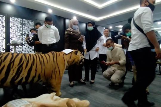 BKSDA Aceh bekali penyidik ilmu forensik satwa dilindungi