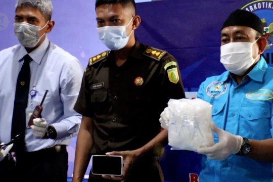 BNNP Kalbar gagalkan penyelundupan narkoba asal Malaysia