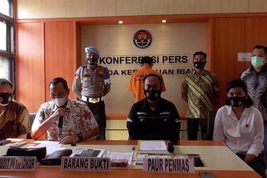 Ditreskrimsus Polda Kepri ungkap pungli ekspor udang