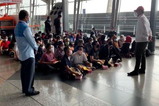 131 pekerja non prosedural dipulangkan dari Malaysia