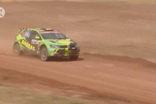 Ajang Reli Safari WRC resmi dimulai di Kenya