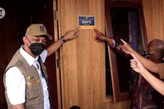 Ditjen Perumahan Kemen PUPR bantu rehabilitasi 1.200 rumah