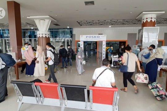 Masuk Riau wajib Antigen lagi di Bandara