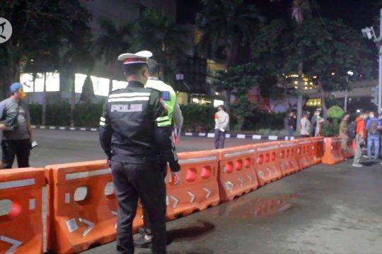 Palembang mulai berlakukan pembatasan mobilitas kendaraan