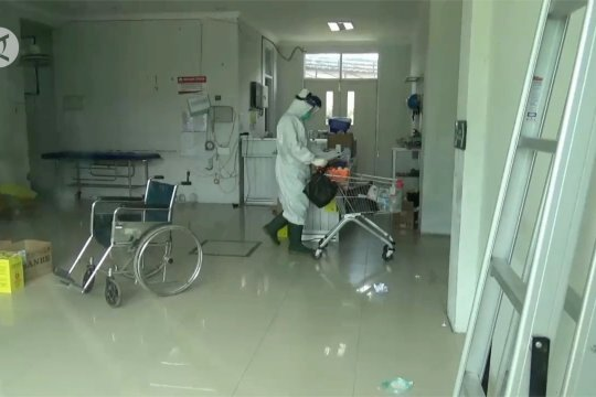 Pemkab Ngawi tambah tempat pelayanan pasien COVID-19