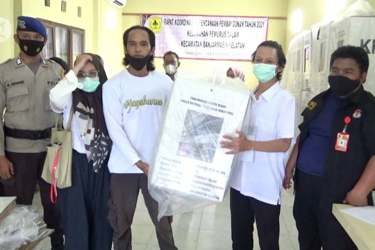 Petahana unggul sementara di PSU Pilgub Kalsel