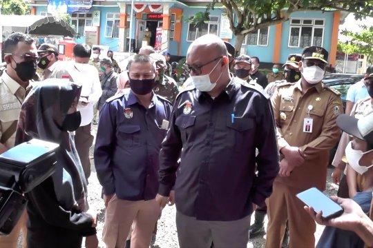 Pj Gubernur Kalsel pastikan seluruh TPS siap laksanakan PSU
