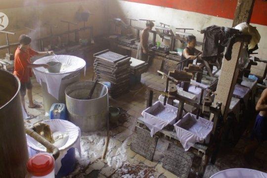 Produsen tahu tempe di Palembang naikkan harga 10 persen