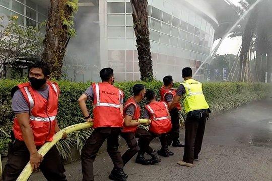 Cegah korban jatuh, BPBD DKI edukasi penanganan kebakaran