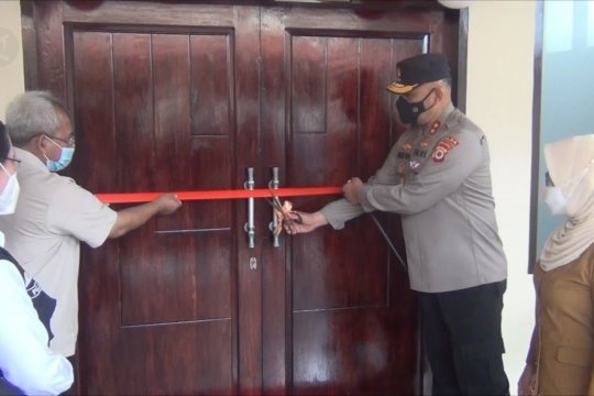 Kapolda Maluku resmikan 3 gedung pelayanan RS Bhayangkara