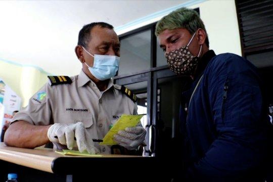 Penumpang kapal laut wajib PCR untuk masuk Kalbar