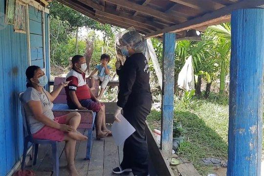 Penyandang disabilitas mental dan ODGJ di Kalteng terima vaksin COVID-19