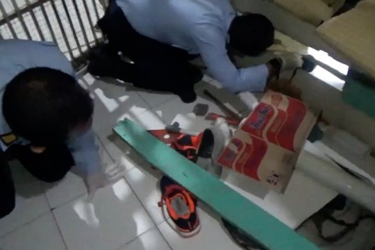 Antisipasi kasus narkoba jaringan lapas, Kemenkumham Sultra tingkatkan pengawasan
