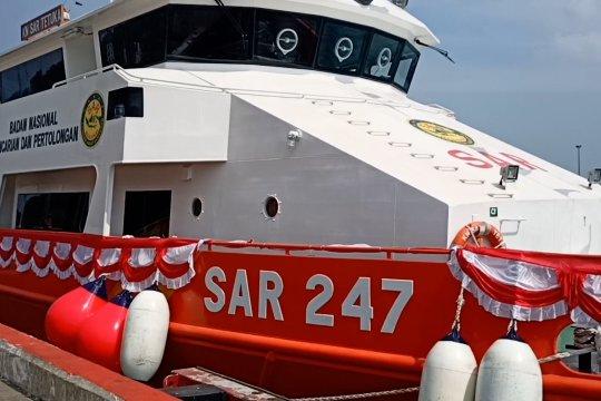 Basarnas luncurkan KN SAR 247 Tetuka dukung operasi di Selat Sunda