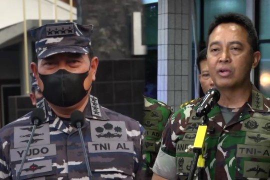 Bursa calon Panglima TNI, DPR serahkan ke Presiden