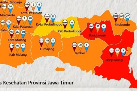 Jawa Timur siap terapkan PPKM mikro darurat