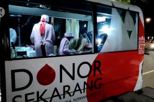 Jusuf Kalla ajak masyarakat donor darah secara teratur