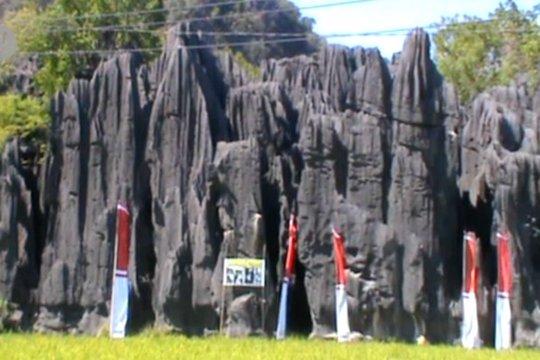 Menparekraf kagumi Geopark Maros Pangkep