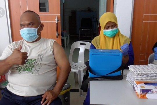 1.732 warga Belakang Padang terima vaksinasi COVID-19