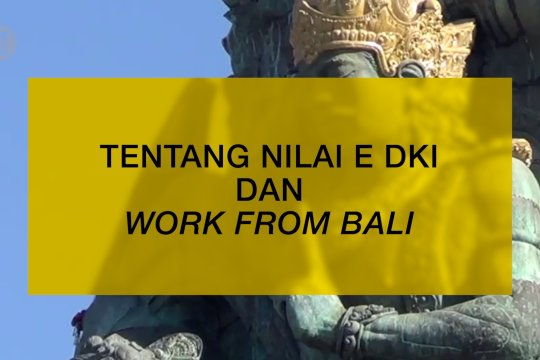 30 Menit Ekstra - Tentang nilai E DKI dan Work from Bali dari perspektif Epidemiologi - bagian 3