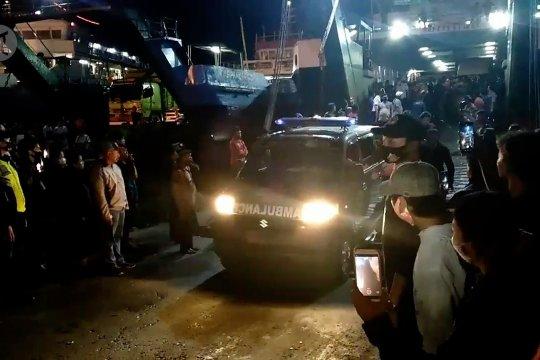 33 korban kapal tenggelam di Selat Bali ditemukan selamat