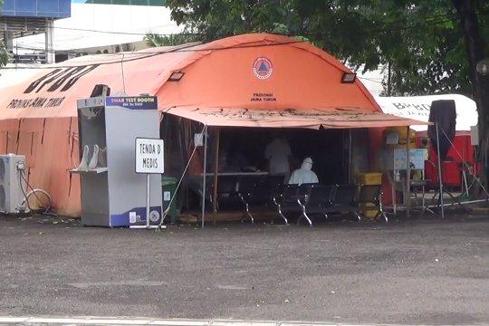 Rumah Sakit rujukan pasien COVID-19 di Surabaya over-kapasitas