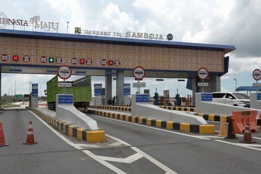 Tol Balikpapan-Samarinda dorong pergerakan logistik lebih efektif dan efisien